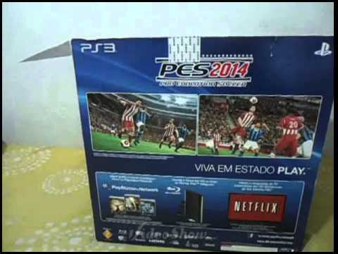 Unboxing PlayStation 3 Super Slim ( Português )