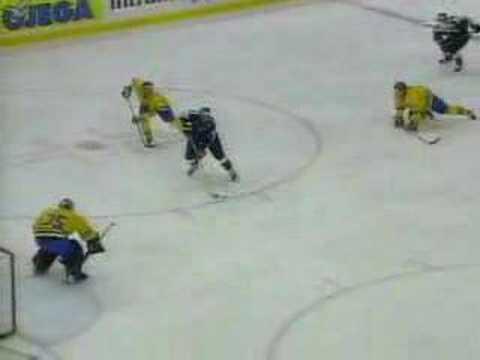 Ice Hockey bloopers 2002