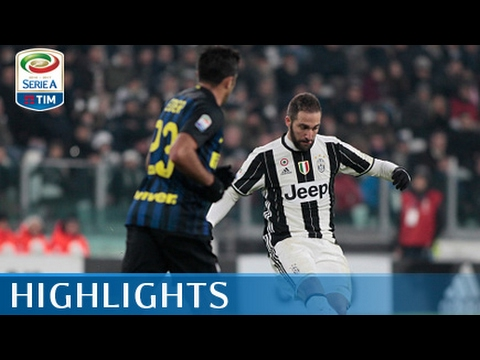 Juventus - Inter - 1-0 - Highlights - Giornata 23 - Serie A TIM 2016/17