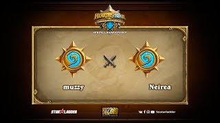 Muzzy vs Neirea, game 1