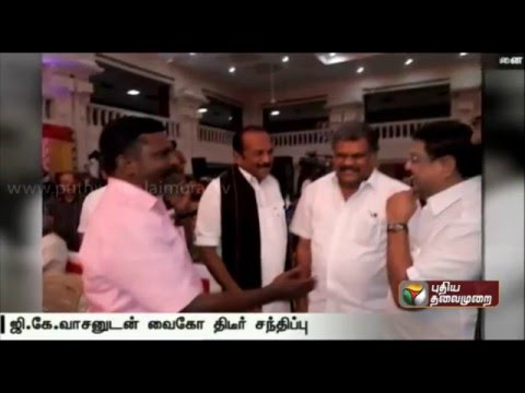 Vaiko-and-Thirumavalavan-meet-G-K-Vasan