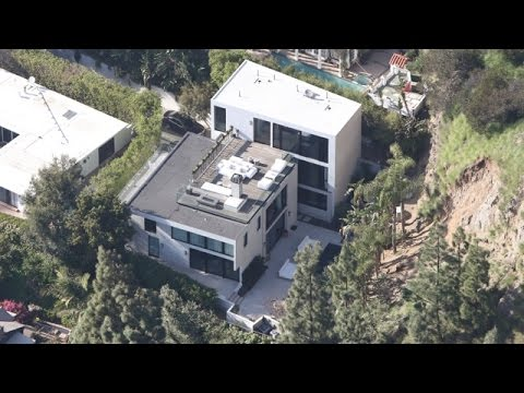 Kendall Jenner's Recently Burgled Hollywood Hills Home