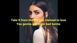 Download Lagu Banks - Drowning lyrics Mp3