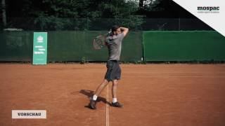 Jonglier- und Tenniskurs bei mospac - mobile sports academy!