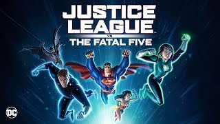 Nonton Justice League Vs  The Fatal Five   Official Trailer Film Subtitle Indonesia Streaming Movie Download