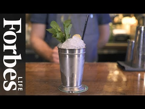 This Drink Takes a Mint Julep to the Next Level