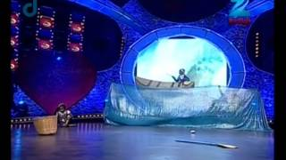 Dance Tamizha Dance Little Masters - Episode 13 - August 30, 2014 - Souparnika and Shyam Performance