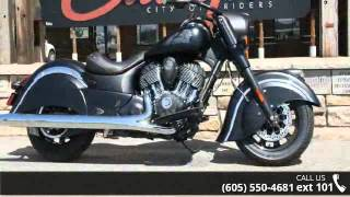 8. 2016 Indian Chief Dark Horse  - Indian Motorcycle Sturgis...