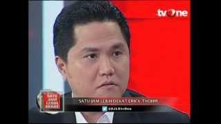 Video Satu Jam Lebih Dekat Bersama Erick Thohir MP3, 3GP, MP4, WEBM, AVI, FLV Januari 2019