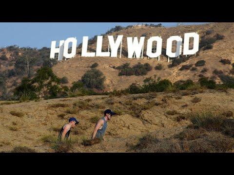 Warner Bros. bieten Seilbahn zum Hollywood-Wahrzeic ...