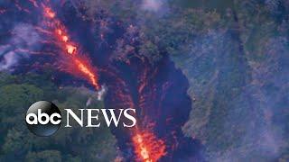 Video Hawaii braces for volcano's explosive steam eruption MP3, 3GP, MP4, WEBM, AVI, FLV November 2018