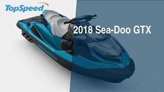 9. 2018 Sea-Doo GTX