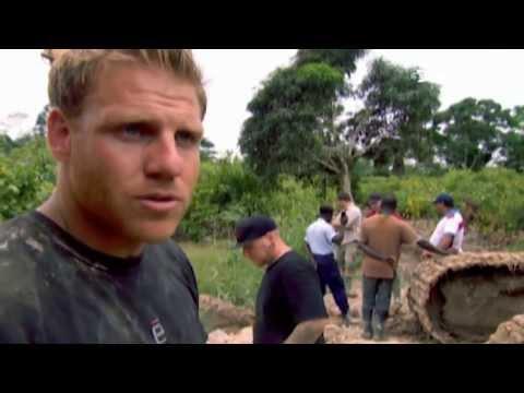 Jungle Gold - Man With Machete