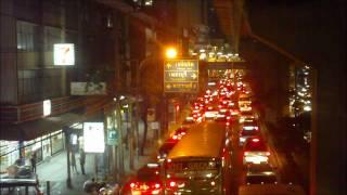 Nightlife In Bangkok - Comme Tout S'illumine