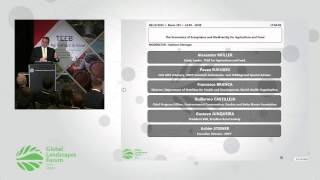 Watch this Discussion Forum on the second day of the Global Landscapes Forum 2015, in Paris, France alongside COP21. Demonstrating and measuring ...