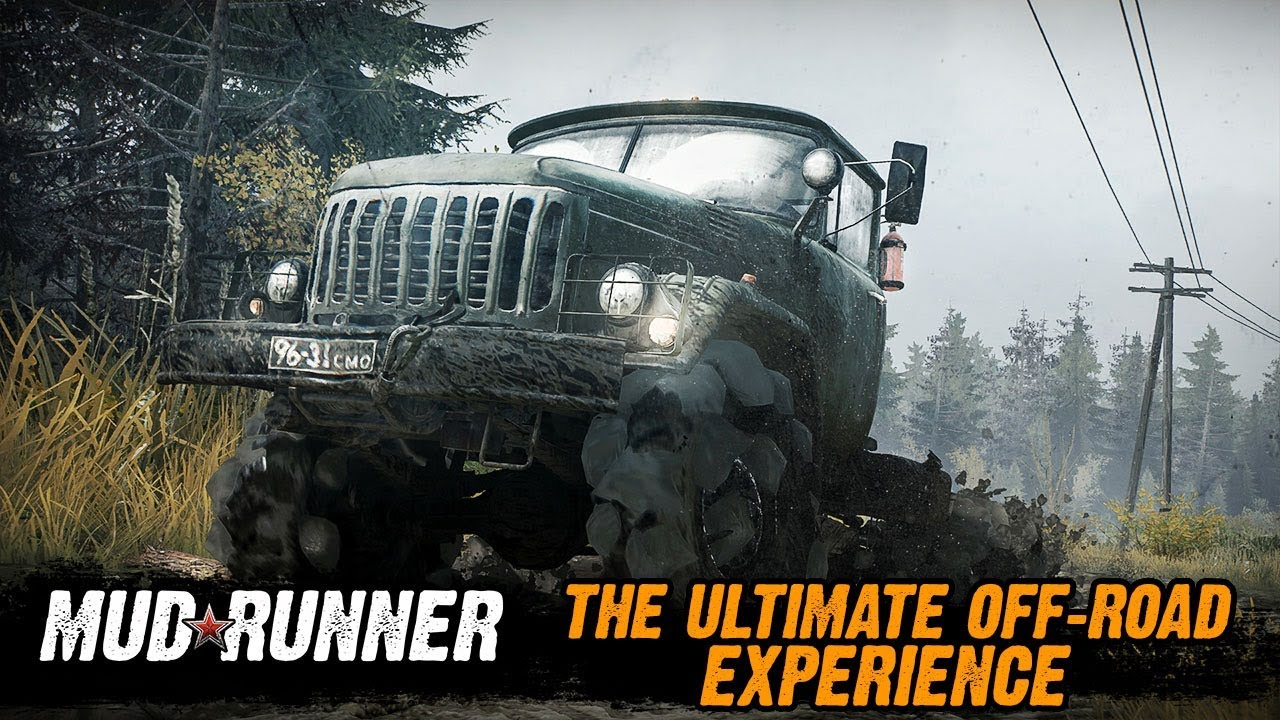 all you need to know about mudrunner