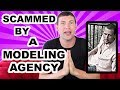 I WAS SCAMMED BY A MODELING AGENCY (With Pictures)