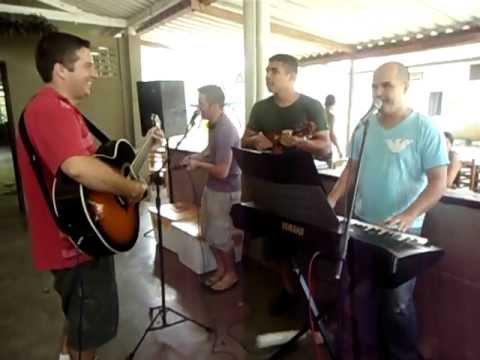 SHOW NA CONFRATERNIZAÇÃO PM DE CAJATI