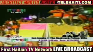 "T-vice  Carnaval  2013 En  Direct De  Jacmel  Haiti  ""kanaval"""