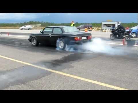 Volvo drag racing фотка