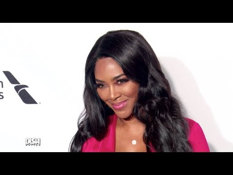 IF YOU WERE INVITED TO KENYA MOORE'S BABY SHOWER, YOU BETTER SEND A GIFT