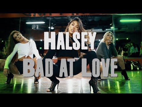 Video Bad at Love | Halsey | Brinn Nicole Choreography download in MP3, 3GP, MP4, WEBM, AVI, FLV January 2017
