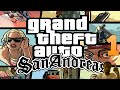 Grand Theft Auto: San Andreas Ps2 Gameplay Part 1