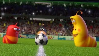 Video LARVA - THE LARVA WORLD CUP SONG | 2018 Cartoon | Cartoons For Children | WildBrain Cartoons MP3, 3GP, MP4, WEBM, AVI, FLV Desember 2018