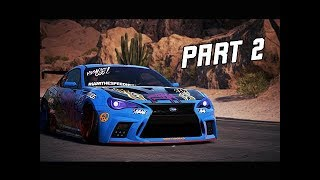 NEED FOR SPEED PAYBACK Gameplay Walkthrough Part 2 - Drifting (NFS 2017 Let's Play Commentary)