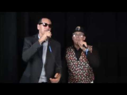 KJ-52 & Skrip Freestyle At 2013 Dove Awards