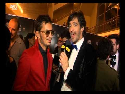 Illya Kuryaki and The Valderramas video Entrevista CM  - Premios Gardel 2015