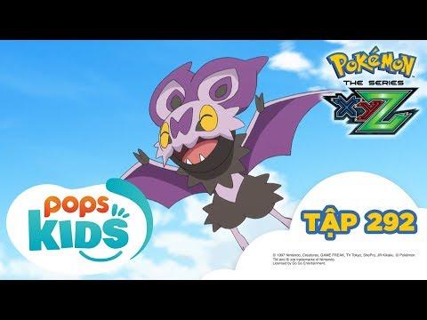 Pokémon Tập 292 - Onbatto và Furaette! Cuộc gặp bất ngờ trong gió!! - Hoạt Hình Pokémon S19 XYZ - Thời lượng: 21:33.