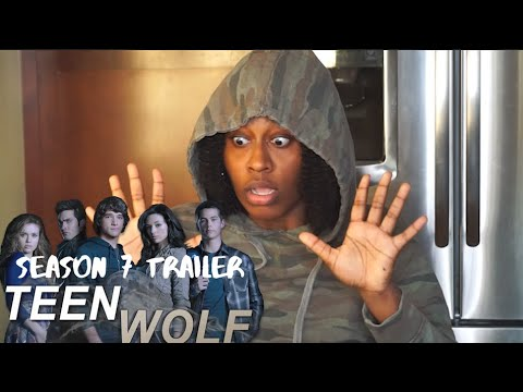 Teen Wolf Season 7 REACTION