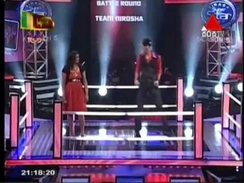 Nivod Menusha - Pem Rasa Wahena (The Battle Rounds) [Sirasa Super Star Season 5 - The Next Voice]