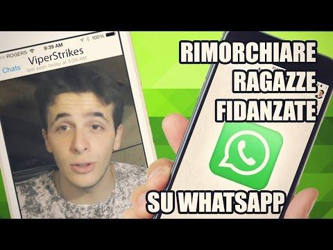 rimorchiare ragazze su whatsapp - fidanzate traditrici