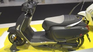 8. Kymco Like S (2019) Exterior and Interior