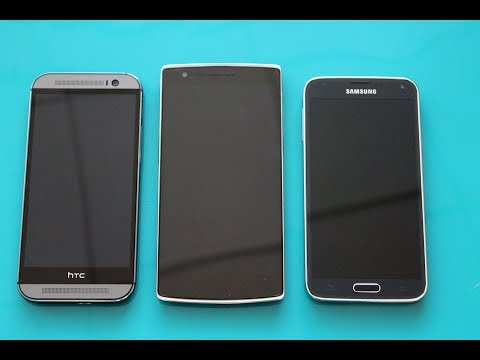 Best Smartphone for 2014 & 2015 - Buying Guide