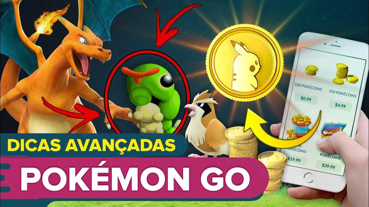 Dicas AVANÇADAS para evoluir no Pokémon GO