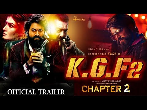 K.G.F Chapter 3 Official Trailer 51 Mysterious facts | Yash|Srinidhi Shetty|Sanjay Dutt|Prashanth N