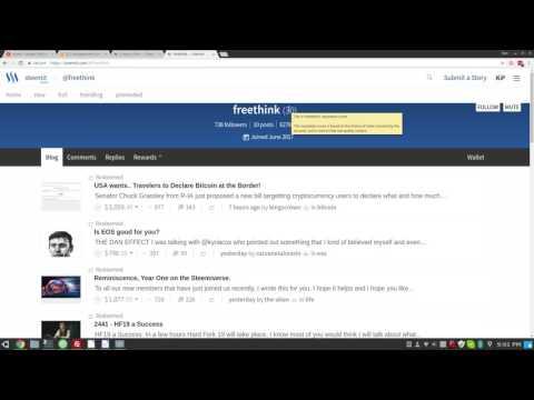 AskSteem User Search - Thời lượng: 9 phút, 55 giây.
