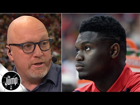 Video: Pelicans GM gives Zion injury update, explains why he was shut down for NBA summer league | The Jump