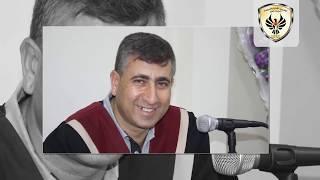 مناقشة رسالة ماجستير الباحث: حاتم غيث