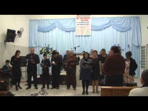 30 anos da Assembléia de Deus em Potim