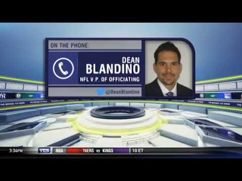 Video: Dean Blandino explains the NFL's rule changes for 2015