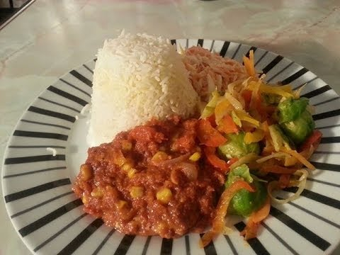 Community Magazine – Corned Beef & Rice Caribbean Food week end