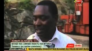 Kidatu Tanzania  city photos : Habari April 28 2015 MCHANA | CHANNEL 10