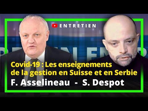 Slobodan Despot - François Asselineau