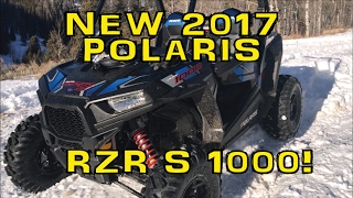 7. My NEW Polaris RZR S 1000
