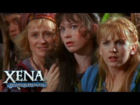 How Xena And Gabrielle Met | Xena: Warrior Princess
