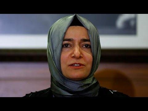 «Παραβίασαν τα δικαιώματα μου» καταγγέλλει η Τουρκάλα υπουργός που εκδιώχθηκε από την Ολλανδία